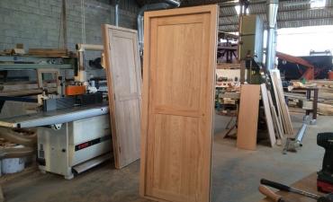 Porte intérieur bois sur mesure_3